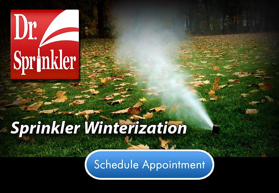 Blowouts Dr. Sprinkler