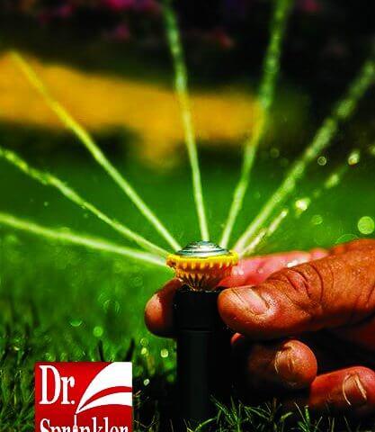 Pop-up Sprinkler Dr. Sprinkler Repair Colorado Springs